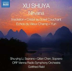 Shuya Xu: Nirvana: Radio-Symphonieorchester Wien