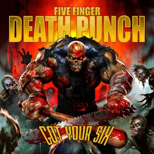 review death punch x1 cong