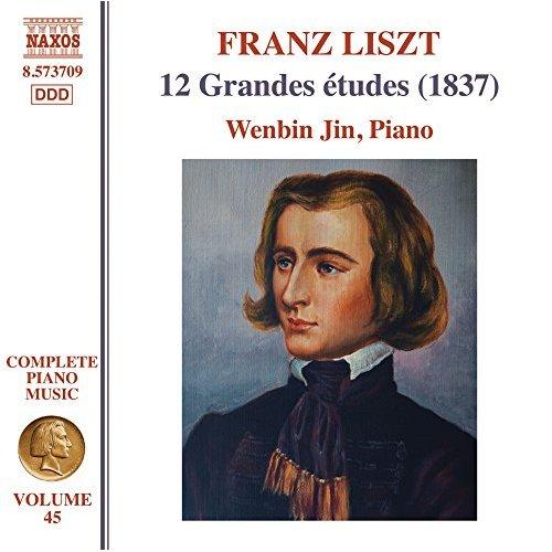 Franz Liszt: 12 Grandes Études – Review Corner