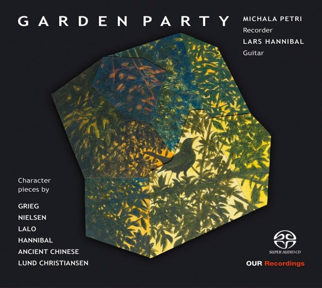 review garden party x1 cong