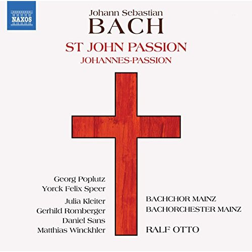 review bach passion x1 cong