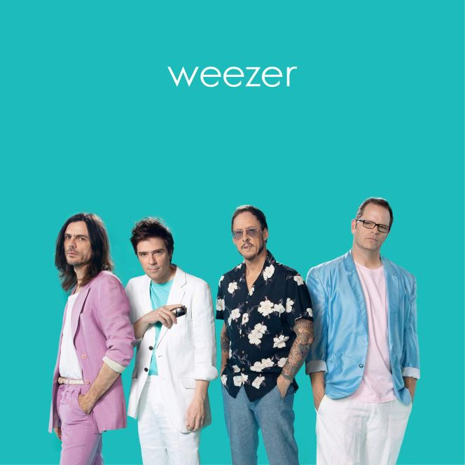 review weezer x1 cong