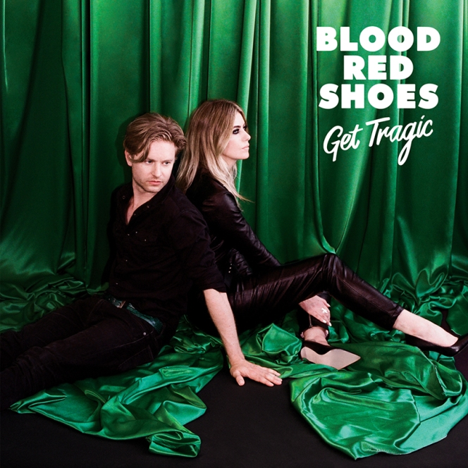 review blood red shoes x1 cong