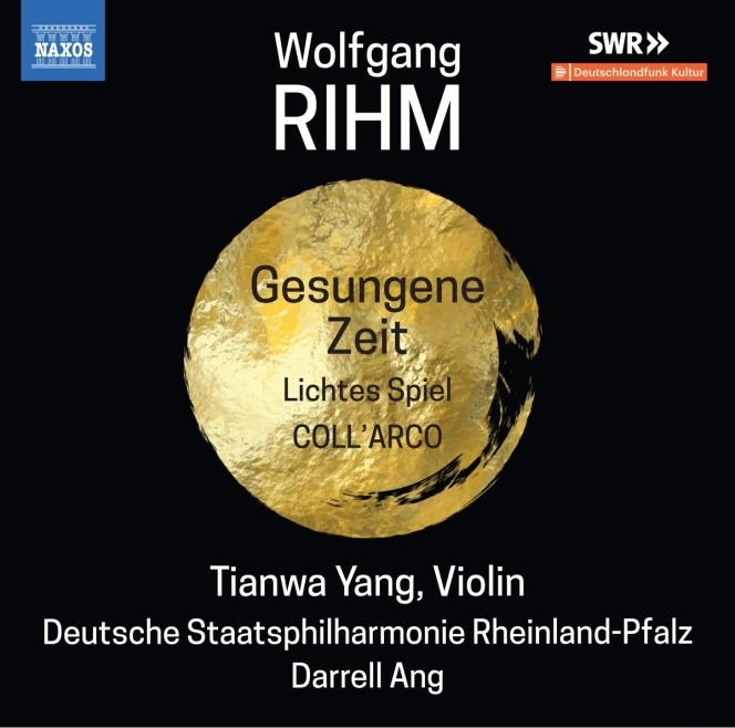 review wolfgang rihm x1 cong
