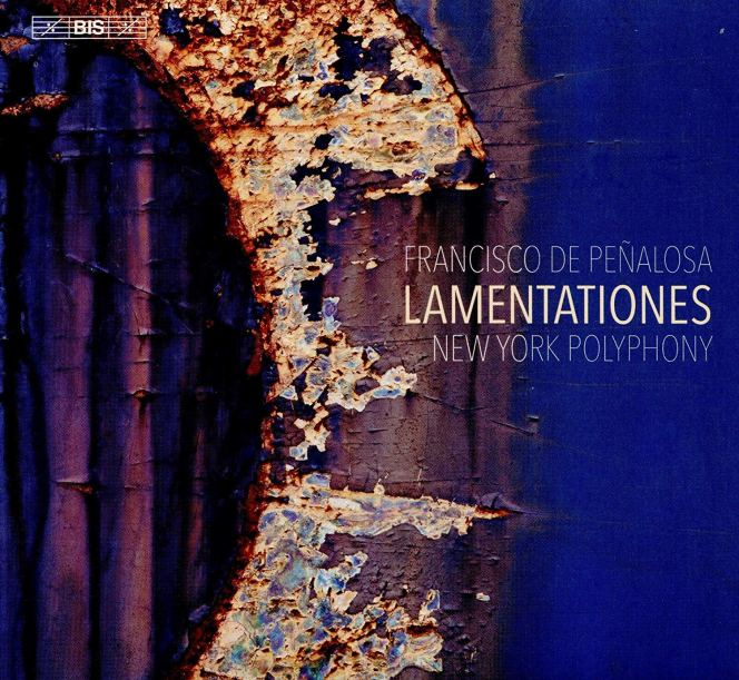 review peñalosa lamentations x1 cong